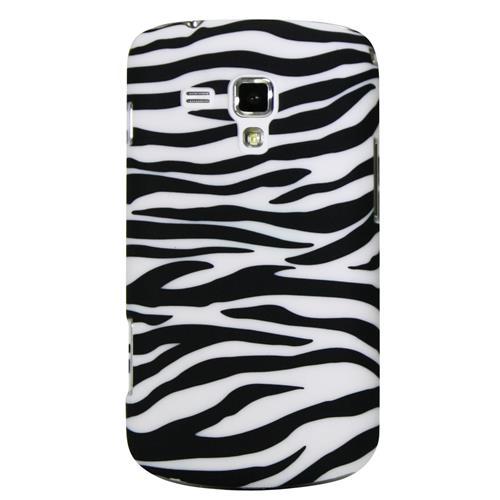 Exian Samsung Galaxy Ace 2X Hard Plastic Case Zebra Pattern