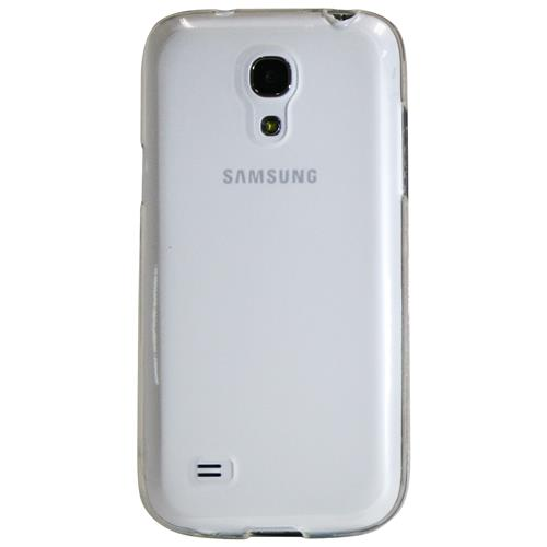 Exian Samsung Galaxy S4 Mini TPU Case Frosted Transparent Clear
