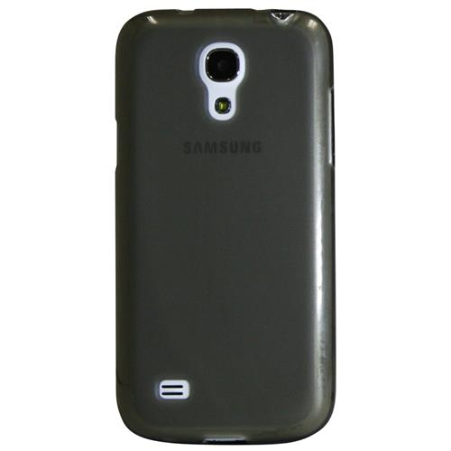 Exian Samsung Galaxy S4 Mini TPU Case Frosted Transparent Grey