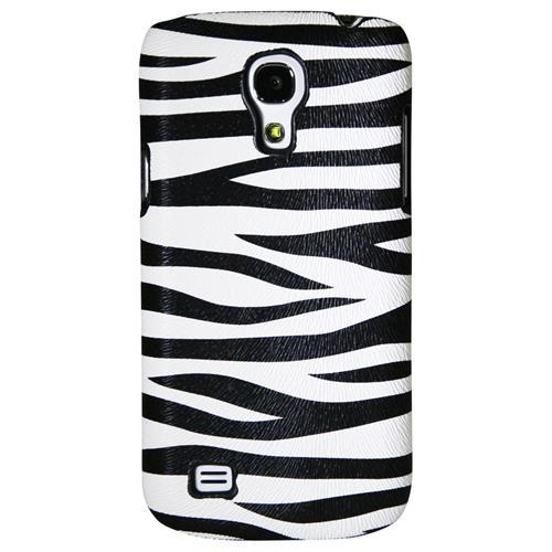 Exian Samsung Galaxy S4 Mini Hard Plastic Case Zebra Pattern