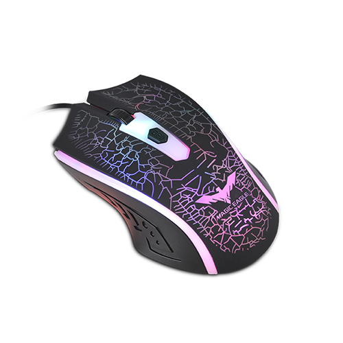 Havit HV-MS736 Wired USB Gaming LED Mouse_Black