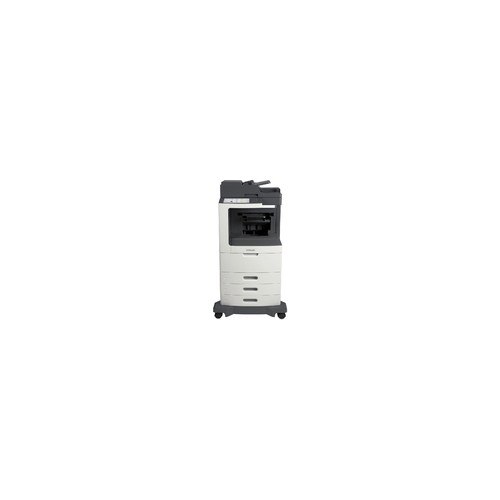 Lexmark MX810dtfe Monochrome Wired All-In-One Laser Printer - (24T7412)