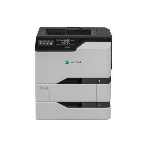 Lexmark CS720dte Colour Wired All-In-One Laser Printer - (40C9101)