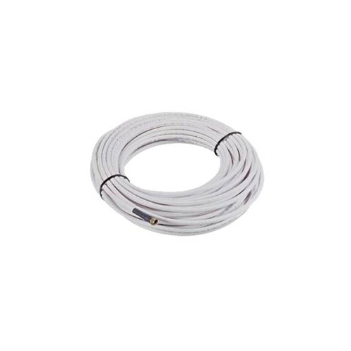 Wilson Cable 20' white RG6 low loss coax cable for DT and DT Pro amps
