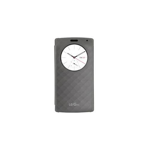 LG G4 Vigor OEM Silver Quick Circle case