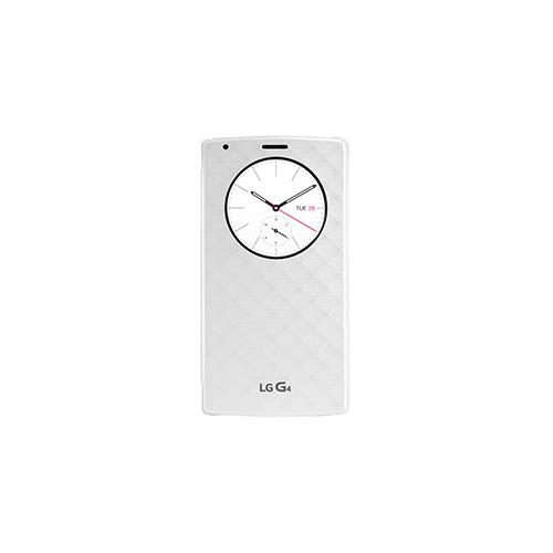 LG G4 OEM White Quick Circle case