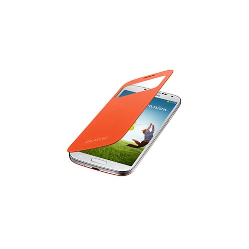 Samsung Galaxy S4 Orange S View Cover