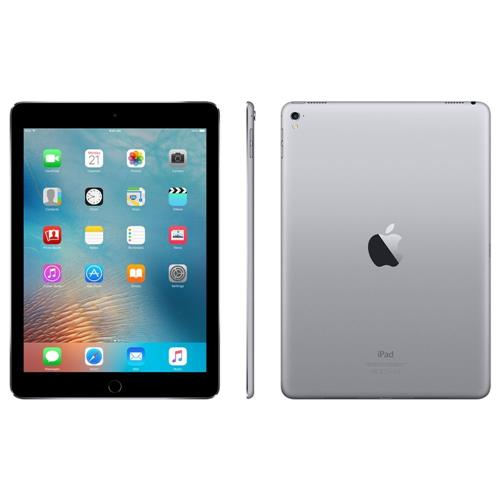 "Apple 9.7"" iPad Pro 32GB, Wi-Fi + 4G LTE en Gris , Remis a neuf"