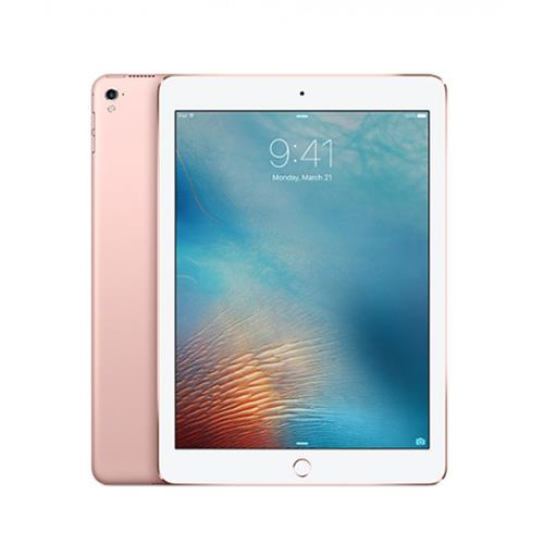 "Apple 9.7"" iPad Pro 32GB, Wi-Fi + 4G LTE en Or Rose, Remis a neuf"
