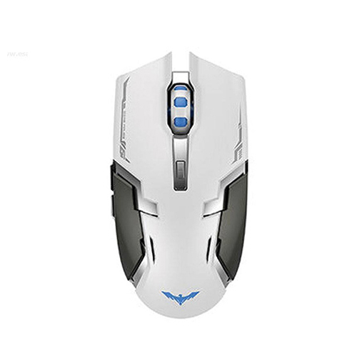 Havit HV-MS997GT Wireless 2.4 Ghz Gaming LED Mouse (White color)