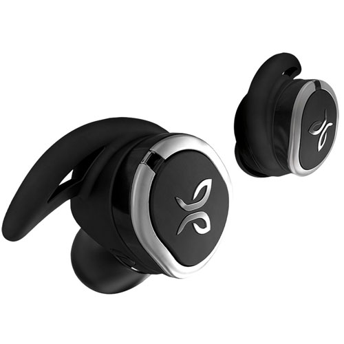Jaybird RUN In-Ear Sound Isolating Truly Wireless Earbuds - Jet 985-000688