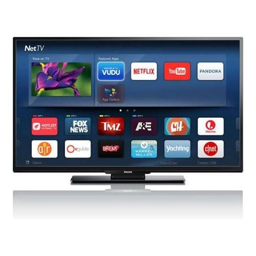 PHILIPS 55PFL5601/F7 55 INCH 4K UHD 120PMR LED SMART TV - REFURBISHED