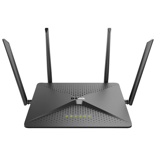 D-Link Wireless AC2600 Dual-Band Gigabit Router : Wireless Routers ...