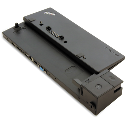 Lenovo ThinkPad Basic Dock - 90W US / Canada / Mexico (40A00090US)