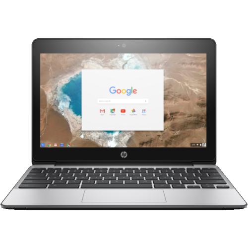 """HP G5 Chromebook 11.6"""" (Intel Celeron N3060/ 16GB eMMC/ 4GB RAM/ Chrome OS) - X9U01UT#ABL"""