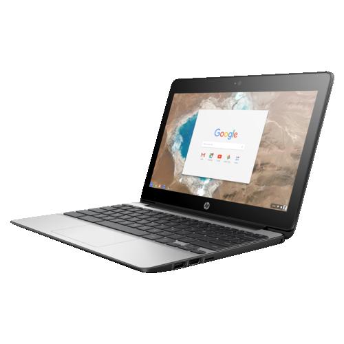 """HP G5 11.6"""" Chromebook (Intel Celeron N3060/32GB eMMC/4GB RAM/Chrome OS) - FR - X9U03UT#ABL"""