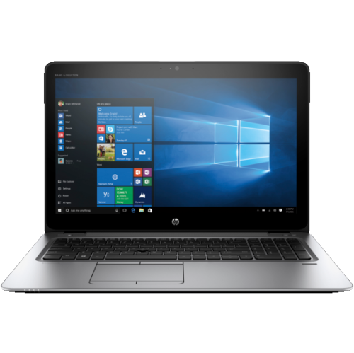 HP EliteBook 850 G3 15.6in Laptop (Intel Core i5 / 256GB / 8GB RAM / Windows 10 Pro 64-bit) - V1H18UT#ABA
