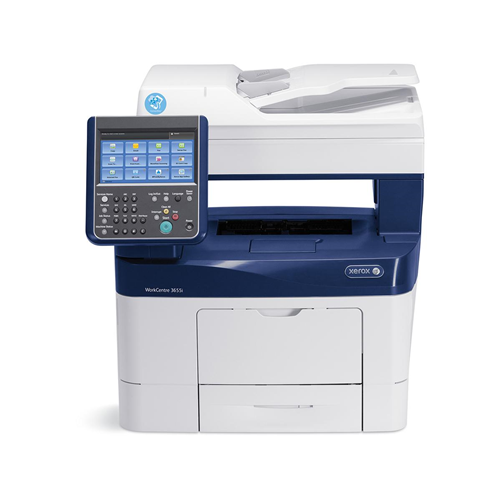 Xerox WorkCentre 3655 Monochrome All-in-One Laser Printer (3655I/XM)