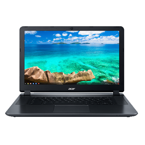 "Acer 15.6"" Chromebook (Intel Celeron N3060/16GB eMMC/4GB RAM/Chrome OS) - CB3-532-C42P"