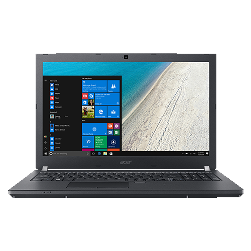 "Acer TravelMate P449 14"" Laptop Black(Intel Core i3 / 128 GB SSD / 4 GB DDR4 / Windows 10)"