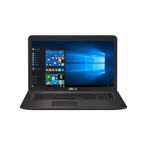 ASUS MAINSTREAM 17.3in Laptop (Intel Core i3 7100U / 1000GB / 8GB RAM / Windows 10 Pro 64-bit) - K756UA-Q32-CB