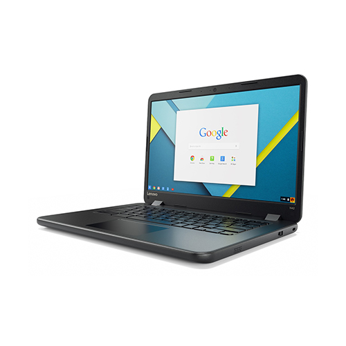 "Lenovo N42-20 14"" Chromebook 14"" (Intel Celeron N3060/16GB eMMC/4GB RAM/Chrome OS) - 80US0000US"
