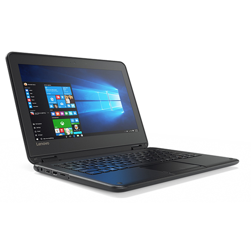 Lenovo N23 Winbook 11.6in Laptop (Intel Celeron N3060 / GB / 4GB RAM / Windows 10 Pro 64-bit) - 80UR0001CF
