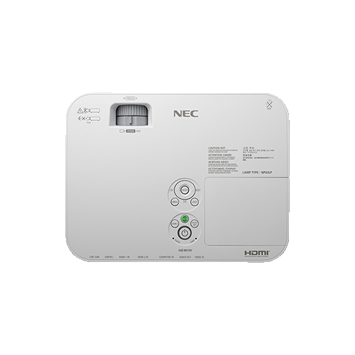 NEC 3600 Lumen Portable Projector (NP-ME361W)