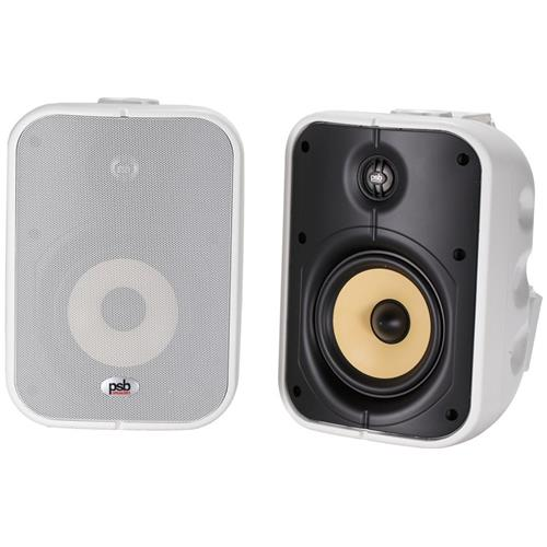PSB CS500 In-Outdoor Speakers Pair - White
