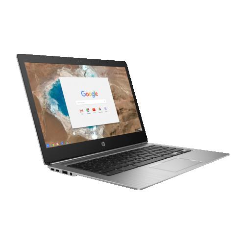 "HP G1 13.3"" Chromebook (Intel Pentium 4405Y/32GB eMMC/4GB RAM/Chrome OS) - W0S99UT#ABA"