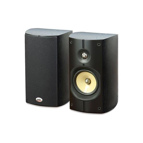 PSB Imagine B Bookshelf Speaker Pair Black Ash Speakers