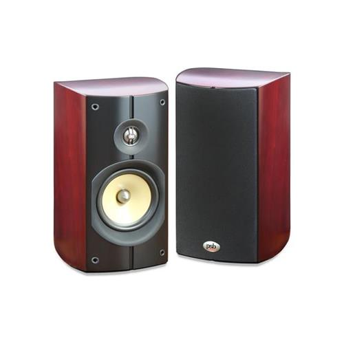 PSB Imagine B Bookshelf speaker Pair (Dark Cherry)