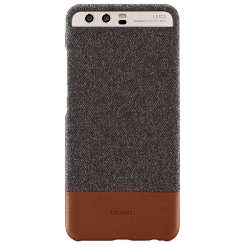 info for 7101c a4a61 Huawei Fitted Hard Shell Mashup Case for Huawei P10 - Brown