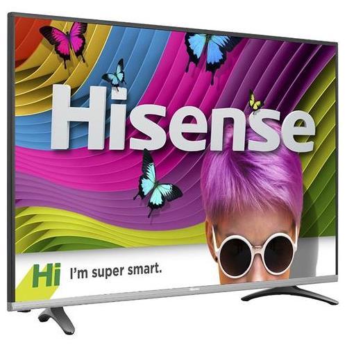 HISENSE 55H8C 55 INCH 4K UHD WITH HDR LED SMART TV - REFURBISHED