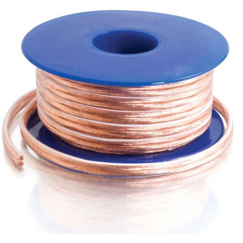 C2G 25ft 18 AWG Bulk Speaker Wire