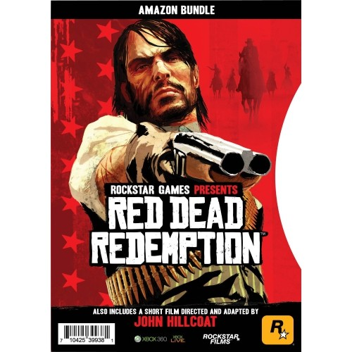 Red Dead Redemption With John Hillcoat Dvd