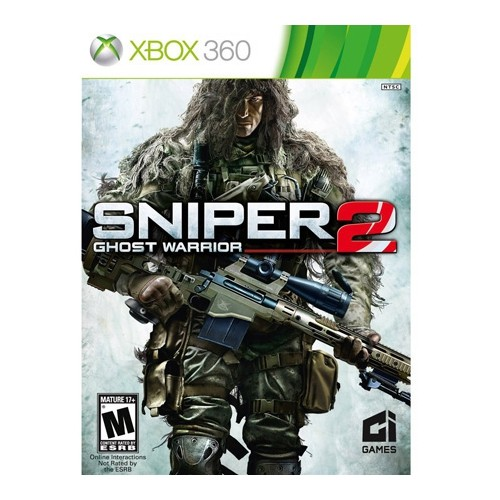 Sniper 2 Ghost Warrior (Xbox 360)