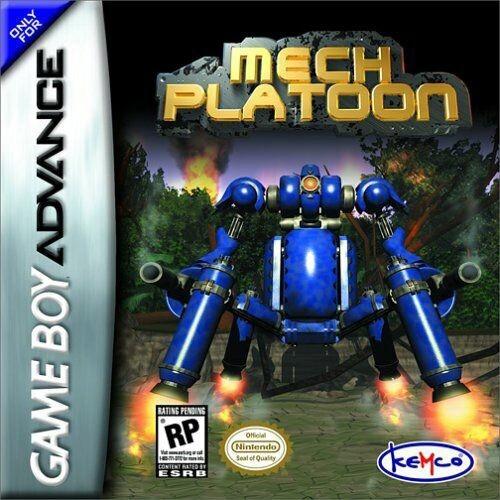 Mech Platoon (Gameboy Advance)