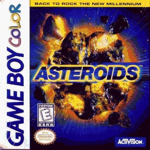 Asteroids (Gameboy Color)