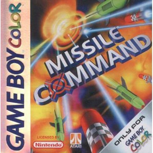 Missile Command (Gameboy Color)