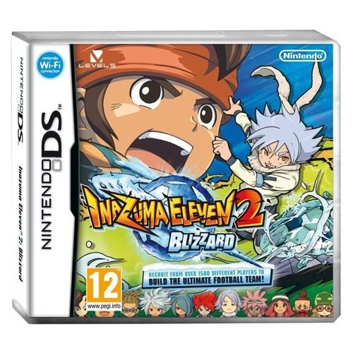 Inazuma Eleven 2 Blizzard (Euro Release)