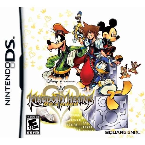 Kingdom Hearts Re Coded