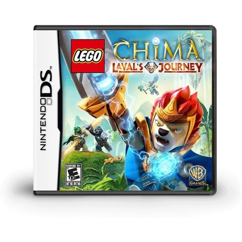 Lego Legends Of Chima Lavals J