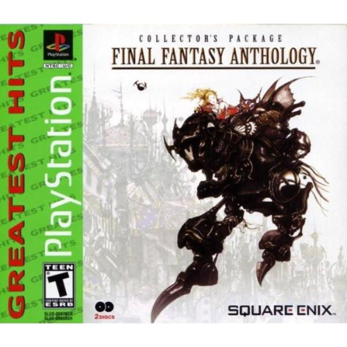 Final Fantasy Anthology *GREATEST HITS* (PS1)
