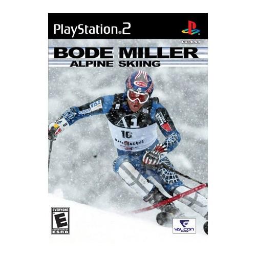 Bode Miller Alpine Skiing (PS2)