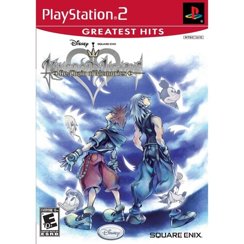 Kingdom Hearts Re Chain Of Memories *Gh*