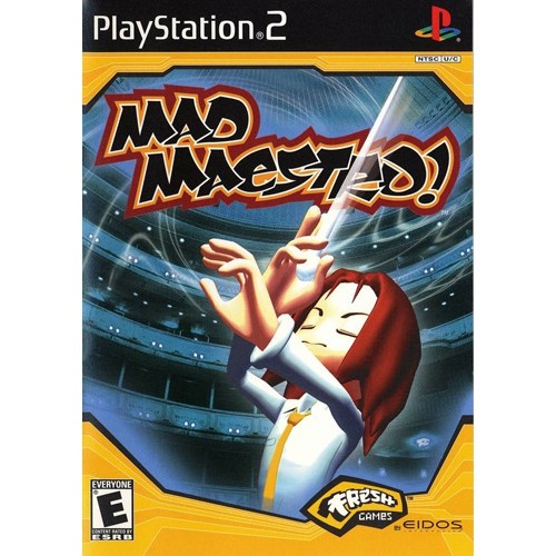 Mad Maestro (PS2)
