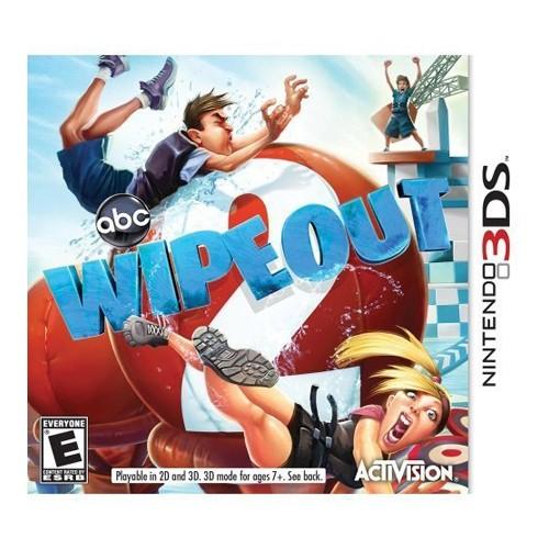 Wipeout Season 2 (3DS)
