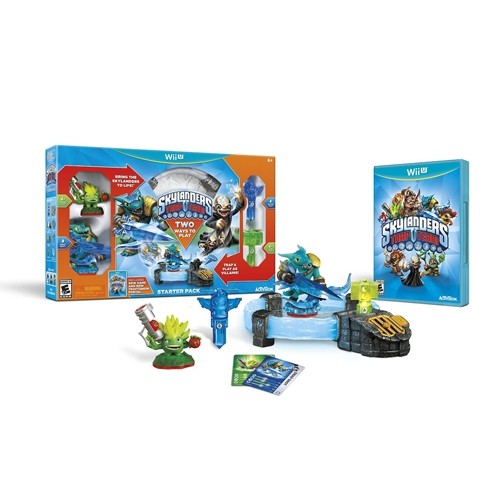 Skylanders Trap Team Legendary Starter Pack