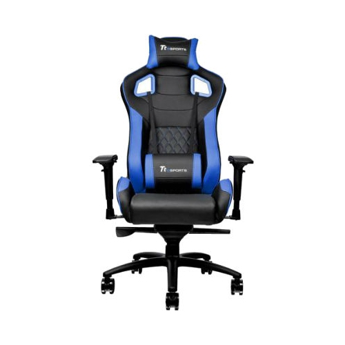 Tt eSPORTS GT Fit Professional Gaming Chair (Black & Blue)
